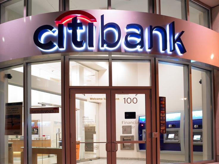 Citi Bank Handlowy (żródło: Pinterest)