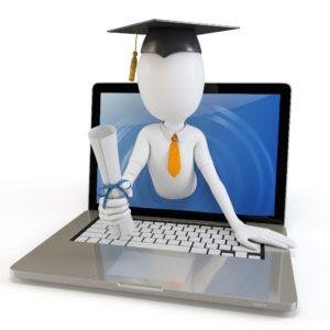 E-kursy podnoszą kwalifikacje zawodowe.