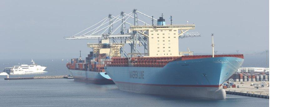 Polski transport morski - Gdynia, Gdańsk, Świnoujście 1