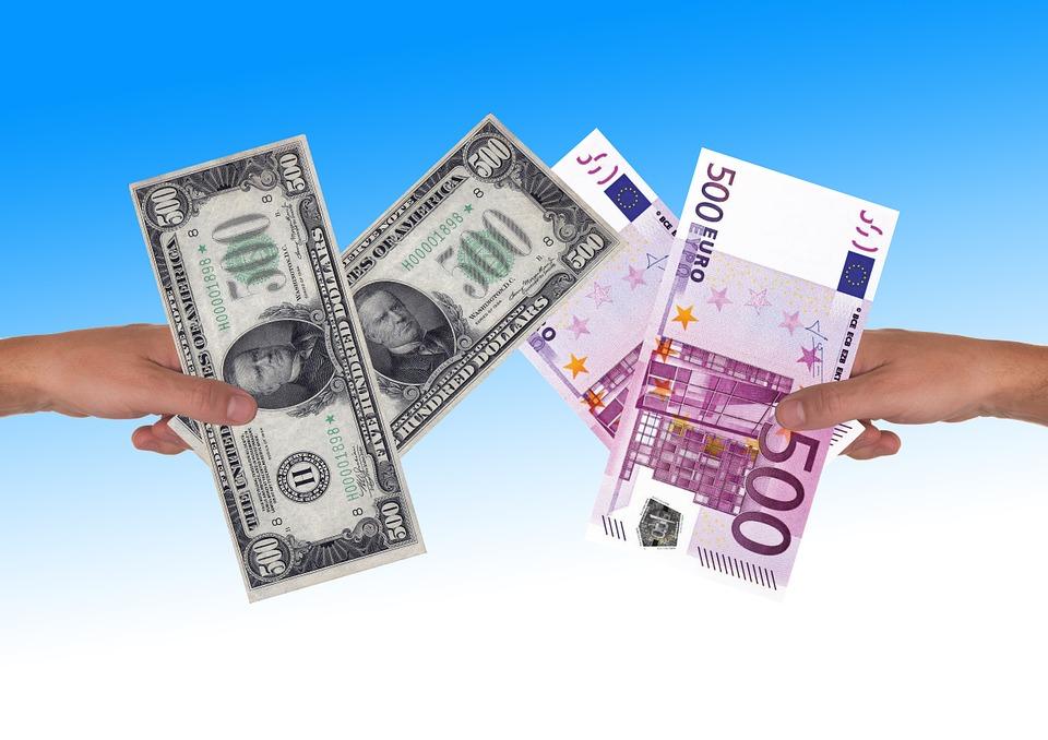 kurs walut - wymiana walut