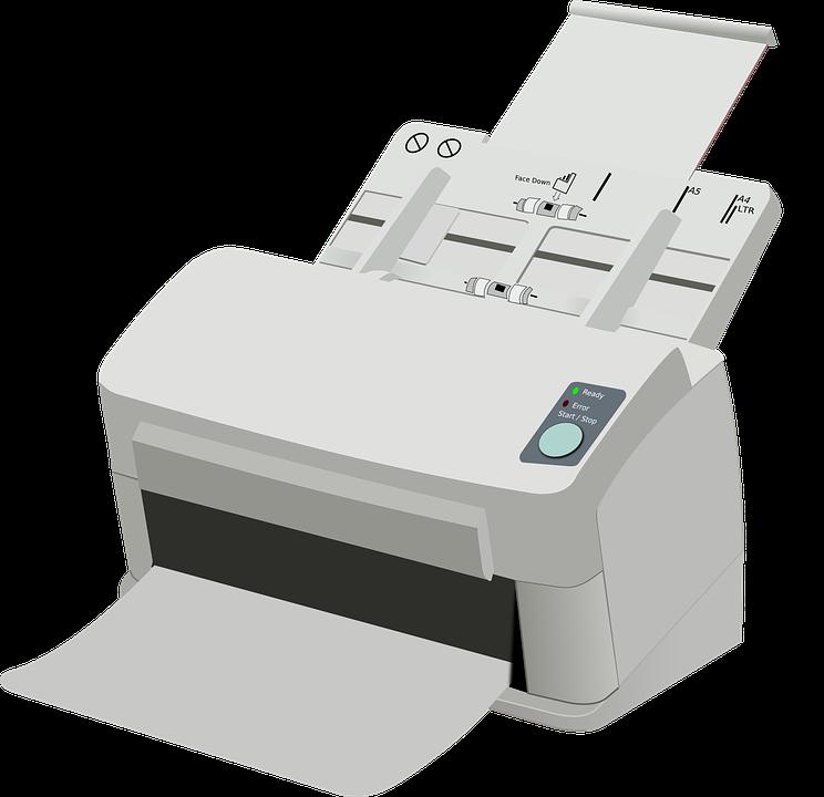 drukarka laserowa dla oszczędności energi w biurze