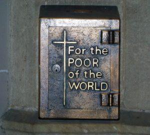 Odliczeniem objęte są niektóre darowizny dla kościołów i Caritasu. Źródło: Pixabay.com.