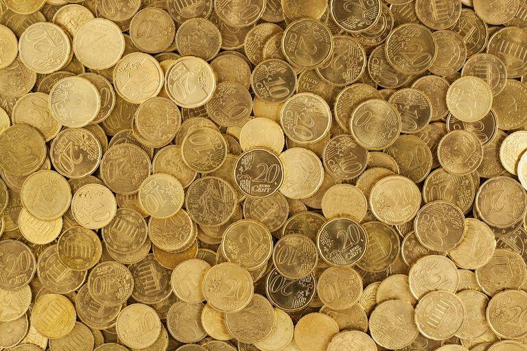 złote monety - skup